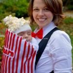 costume da popcorn