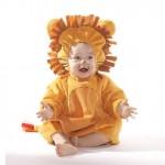 costume carnevale leoncino